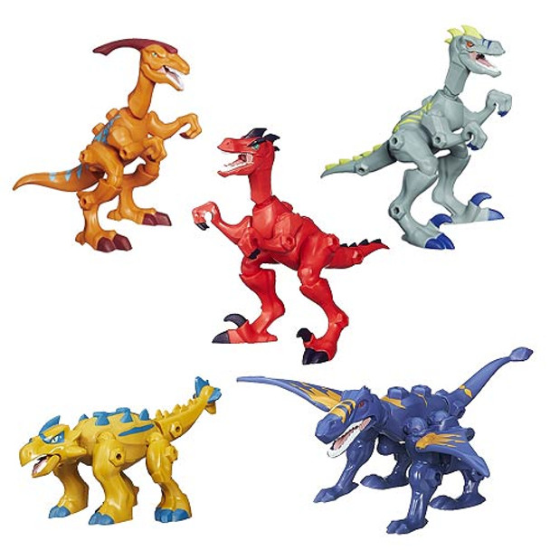 Jurassic World Hero Mashers Dinosaur Action Figures Wave 1