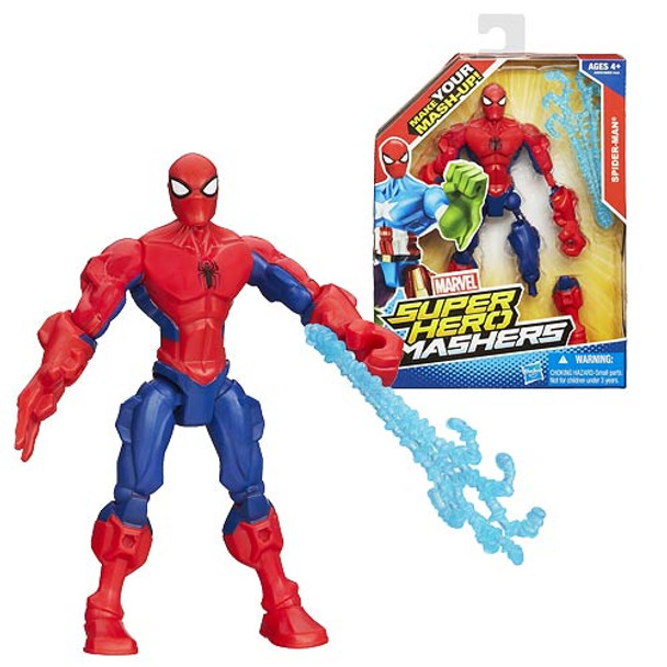 Spider-Man Marvel Super Hero Mashers Action Figure