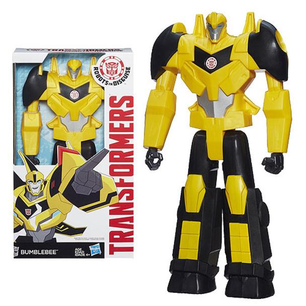 Transformers Robots in Disguise Titan Hero Bumblebee Figure
