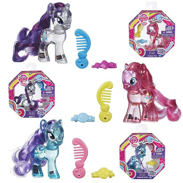 My Little Pony Cutie Mark Magic Water Cuties Wave 1
