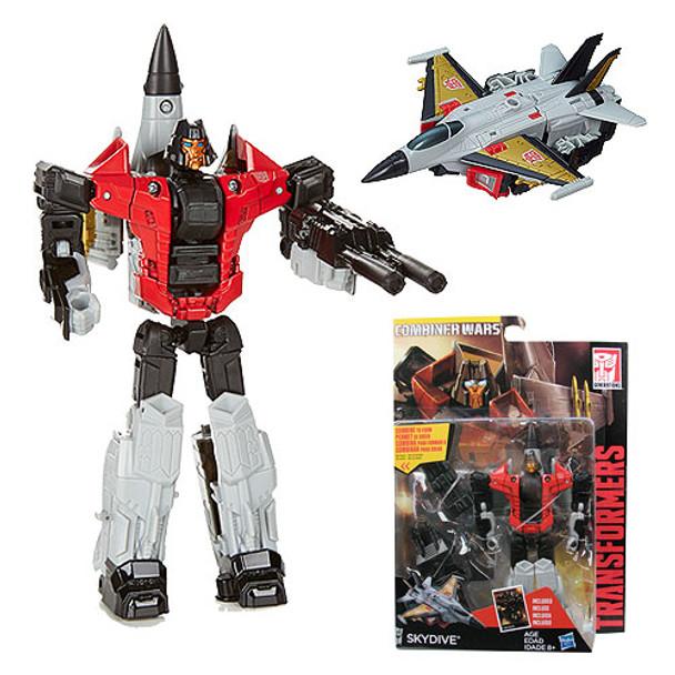 Transformers Generations Combiner Wars Deluxe Skydive