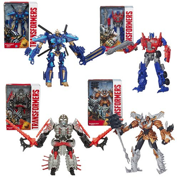 Transformers Age of Extinction Generations Voyager Wave 3
