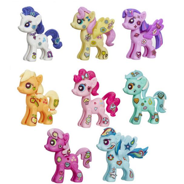 My Little Pony Pop Customizable Basic Ponies Wave 2