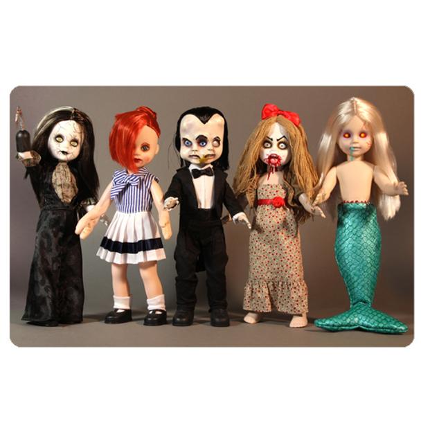 Living Dead Dolls Series 30 Set