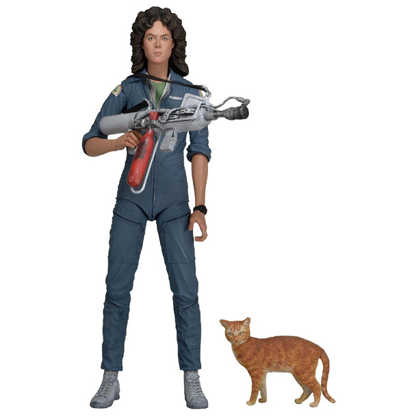 Aliens Series 4 Ripley In Nostromo Jumpsuit Action Figure