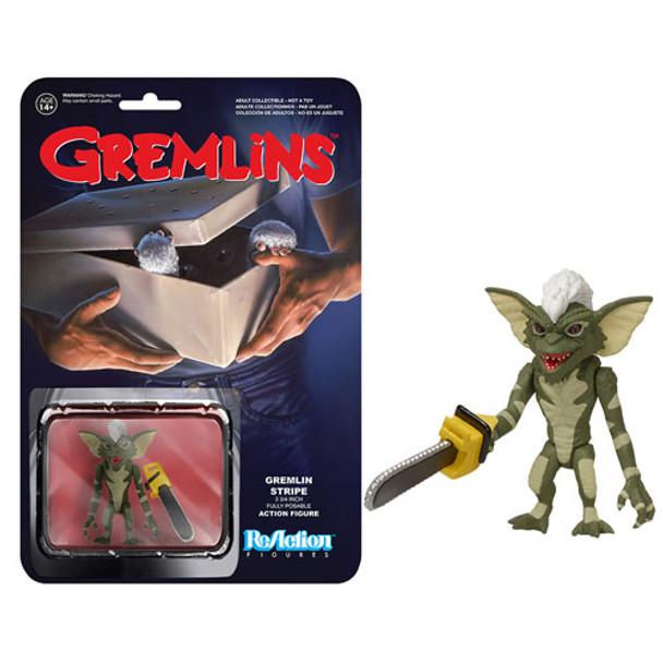 Gremlins Gremlin Stripe ReAction 3 3/4-Inch Retro Action Figure