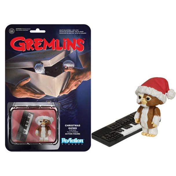 Gremlins Christmas Gizmo ReAction 3 3/4-Inch Retro Action Figure