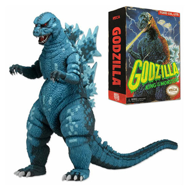 Godzilla King of the Monsters Video Game Appearance 12-Inch Head to Tail Figure