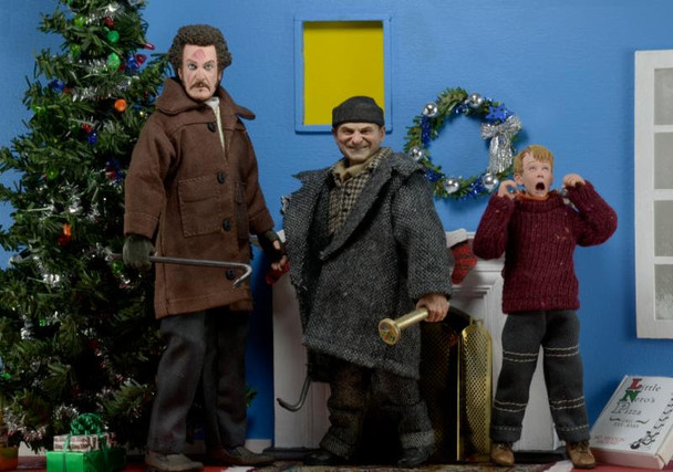 Home Alone Clothed 8-Inch Action Figure Set