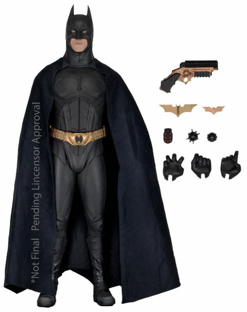 Batman Begins 1:4 Scale Action Figure
