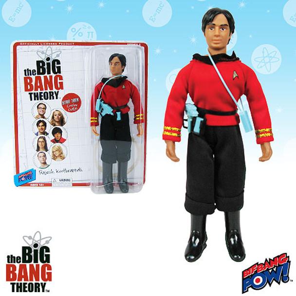 The Big Bang Theory / Star Trek: The Original Series Raj 8-Inch Action Figure