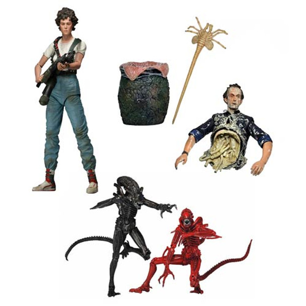 Aliens Series 5 Action Figure Set