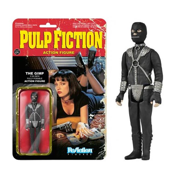 Pulp Fiction The Gimp ReAction 3 3/4-Inch Retro Action Figure