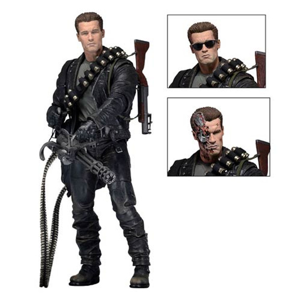 Terminator 2 Ultimate T-800 7-Inch Scale Action Figure