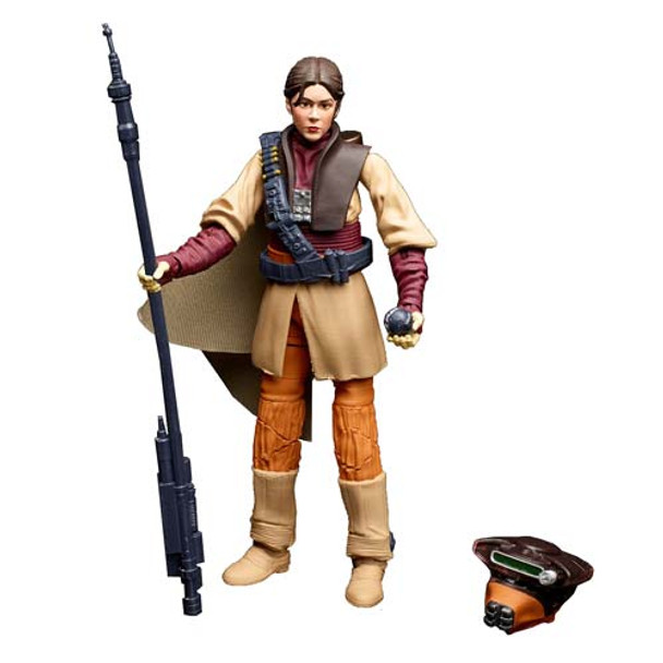 Star Wars Black Series Princess Leia in Boushh Disguise 6-Inch Action Figure