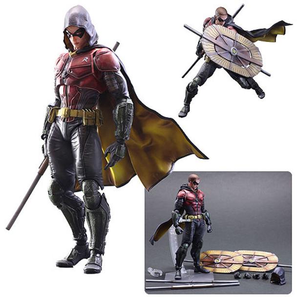 Batman: Arkham Knight Robin Play Arts Kai Action Figure