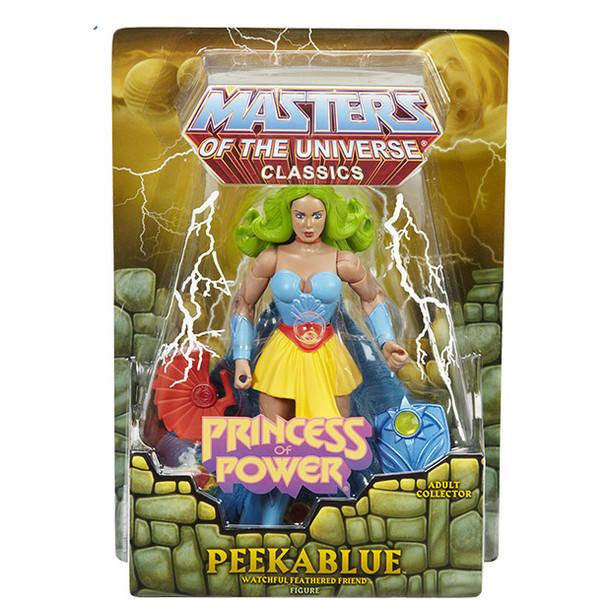 Masters Of The Universe Classics Peekablue Figure