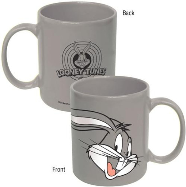 Looney Tunes Bugs Bunny Face Coffee Mug