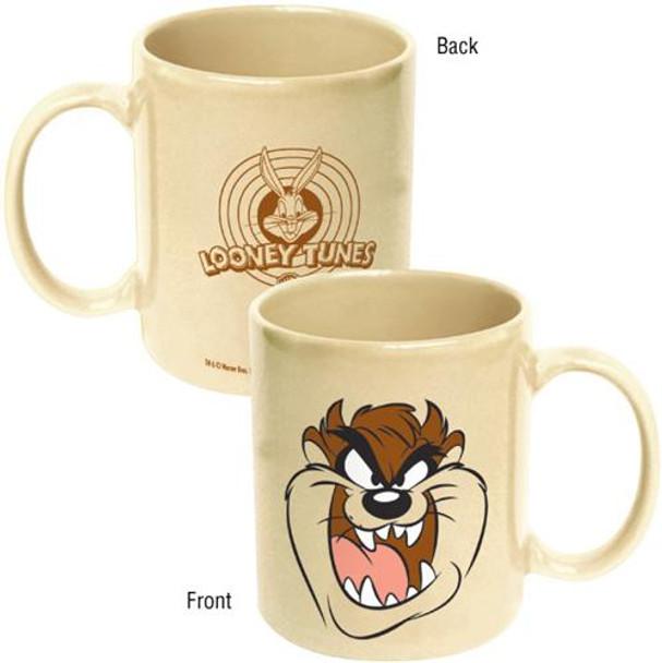 Looney Tunes Taz Face Coffee Mug