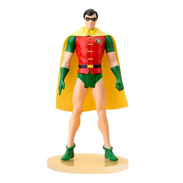 Batman Robin Super Powers Collection ArtFX+ Statue
