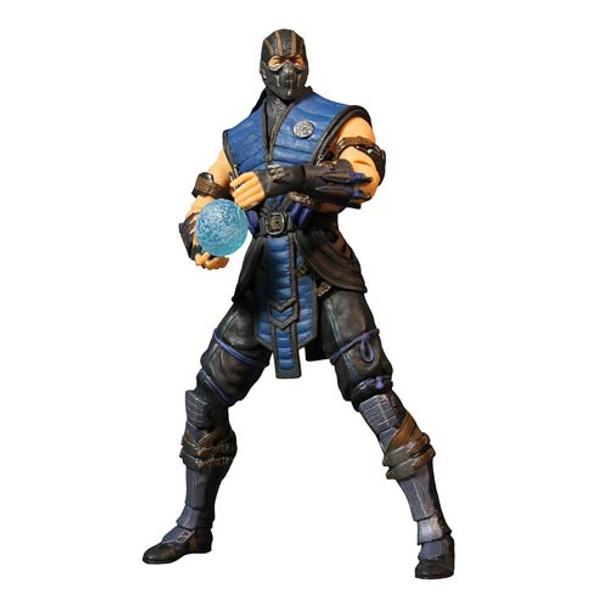 Mortal Kombat Sub-Zero 12-Inch Action Figure
