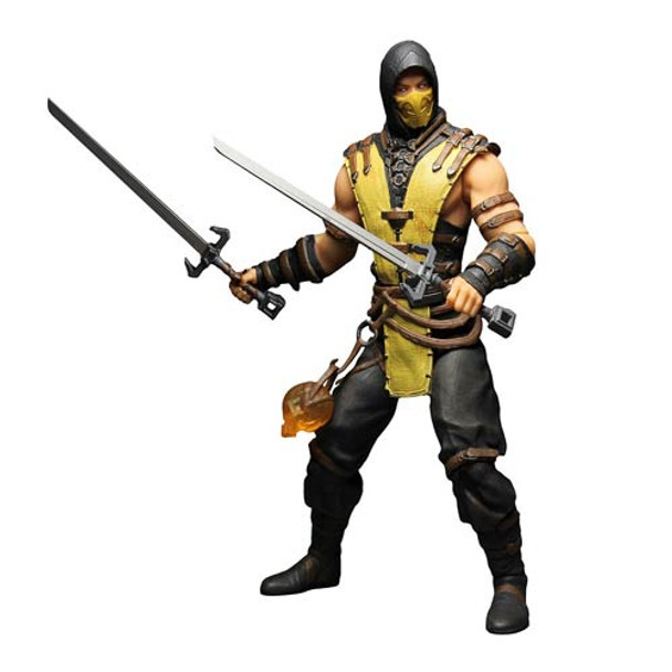 Mortal Kombat Scorpion 12-Inch Action Figure