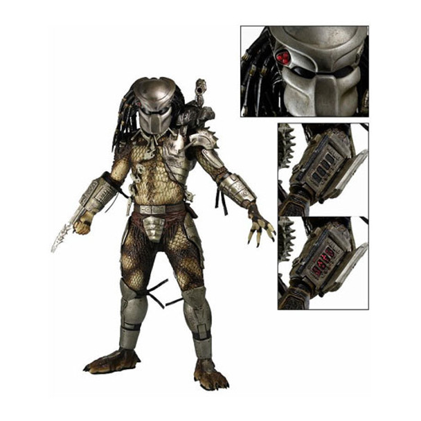 Predator Jungle Hunter 1:4 Scale Action Figure