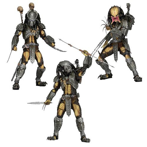 Alien vs. Predator Series 14 Action Figure Set