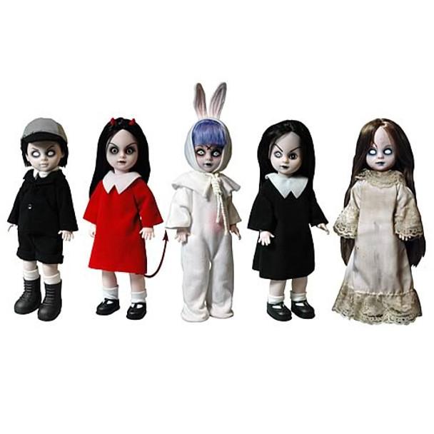 Living Dead Dolls Thirteenth Anniversary Series Set