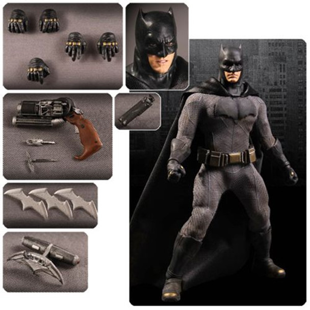 Batman v Superman: Dawn of Justice Batman 1:12 Collective Action Figure
