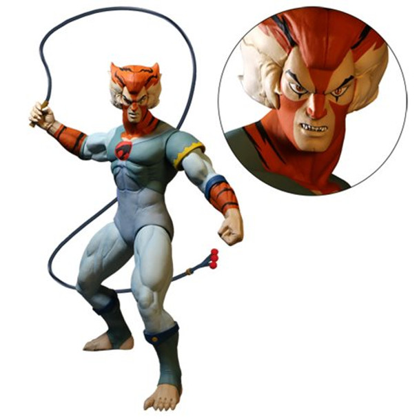 ThunderCats Tygra 14-Inch Mega-Scale Action Figure