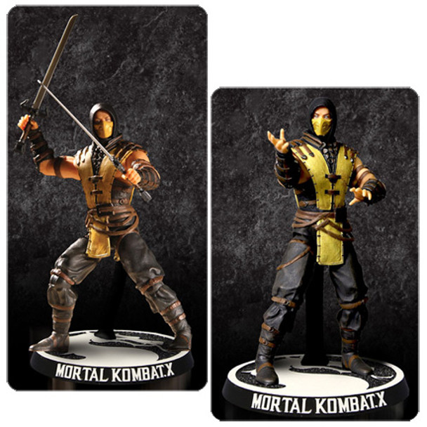 Mortal Kombat X Scorpion 3 3/4-Inch Action Figure