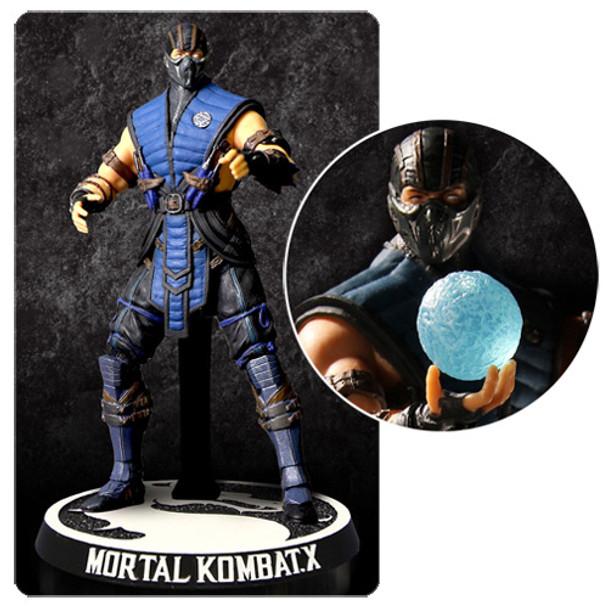 Mortal Kombat X Sub-Zero 3 3/4-Inch Action Figure