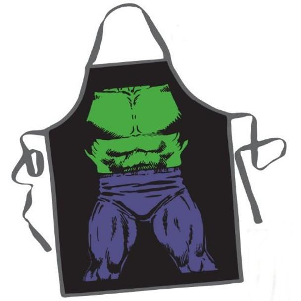 Marvel Hulk Be the Hero Apron