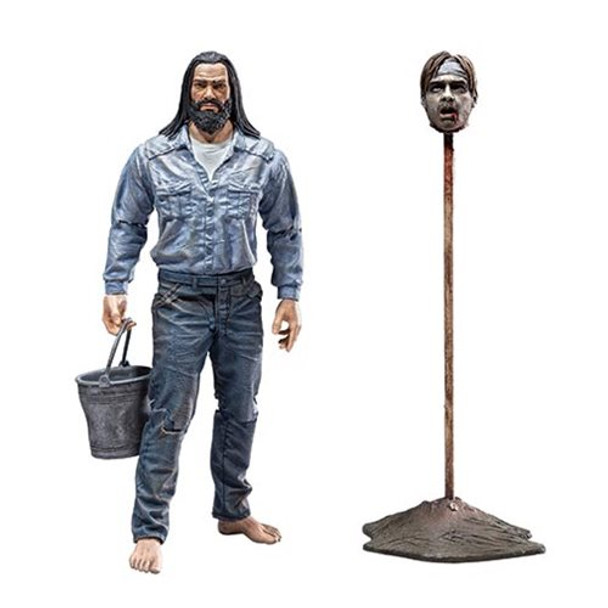 The Walking Dead Comic Series 5 Negan Imprisoned Action Figure