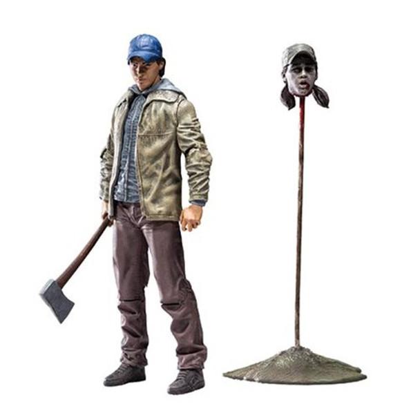 The Walking Dead Comic Series 5 Glenn Action Figure