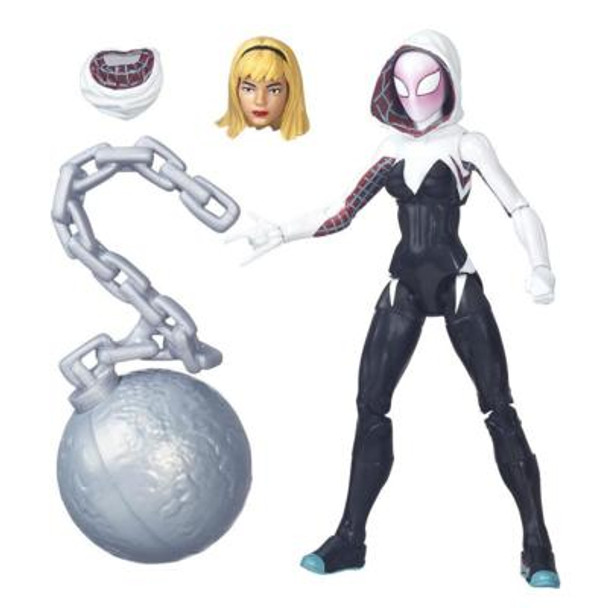Marvel Legends: Edge Of Spider-Verse: Spider-Gwen Action Figure