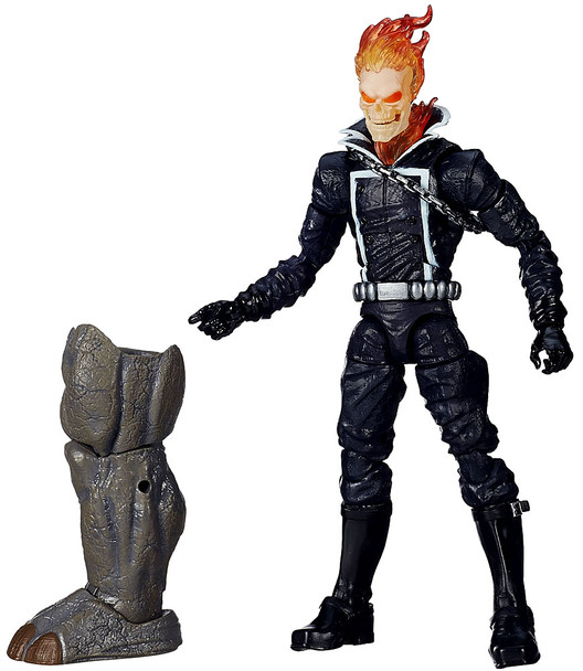 Marvel Legends: Heroes for Hire Ghost Rider Action Figure