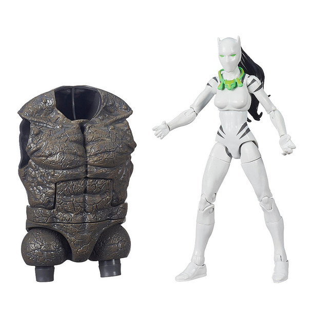 Marvel Legends: Heroes for Hire White Tiger Action Figure