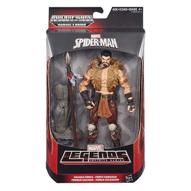 Marvel Legends: Savage Force Kraven Action Figure