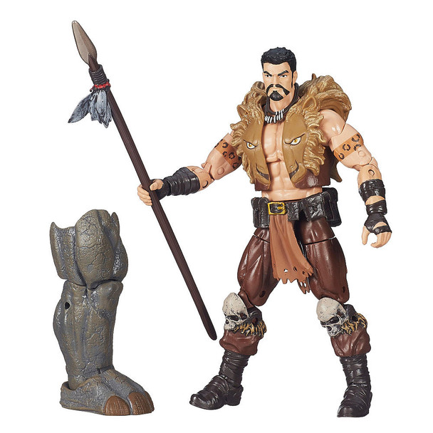 Marvel Legends: Savage Force Kraven Action Figure