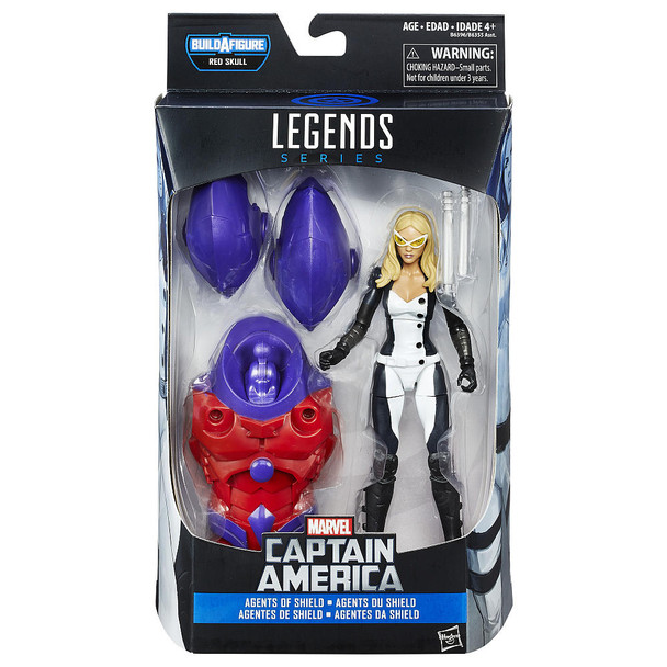 Marvel Legends: Series Agents of Shield Mockingbird Action Figure