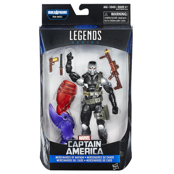 Marvel Legends: Mercenaries of Mayhem Scourge Action Figure