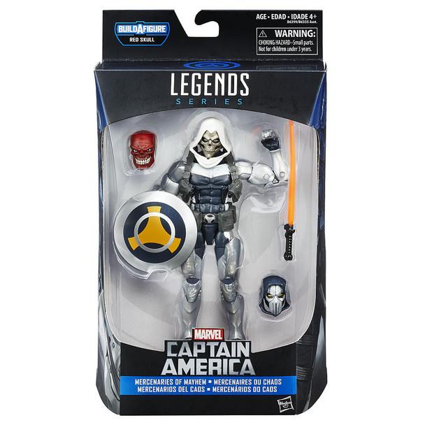 Marvel Legends: Mercenaries of Mayhem Taskmaster Action Figure