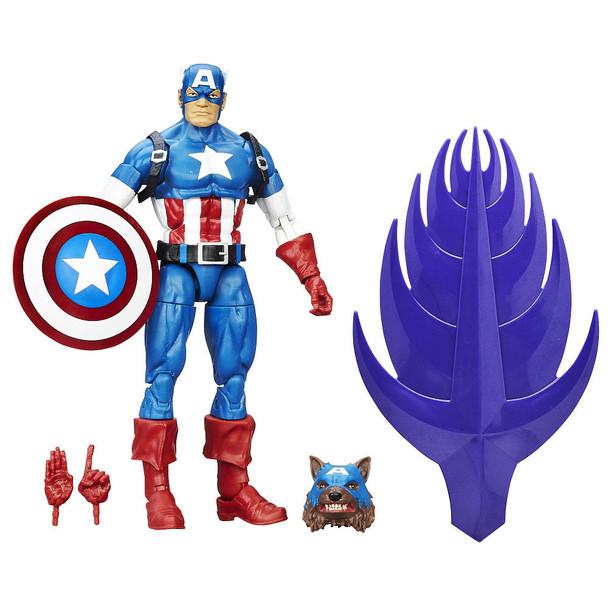 Marvel Legends: Captain America Action Figure