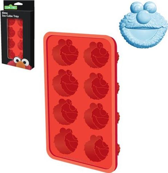 Sesame Street Elmo Ice Cube Tray