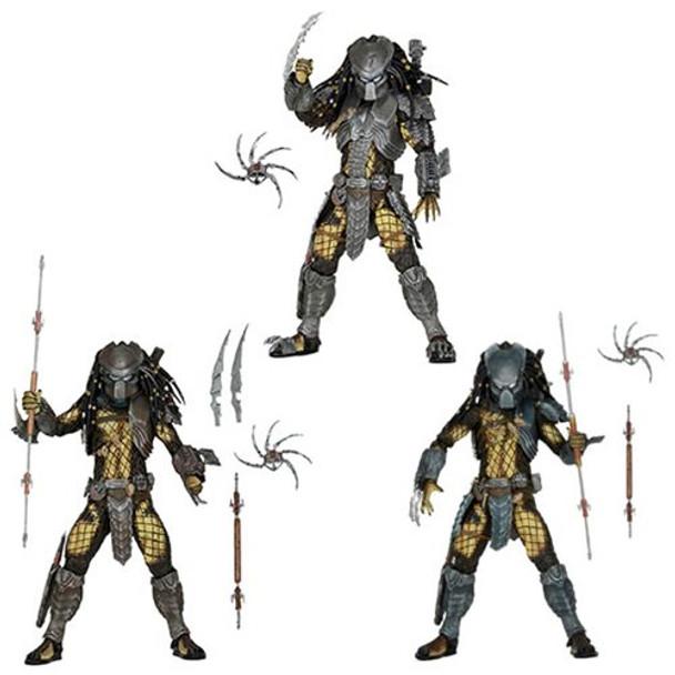 Predator Series 15 Action Figure Set