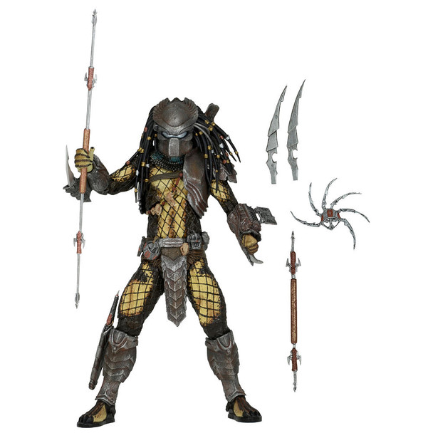 Predator Series 15 Temple Guard Action Figure