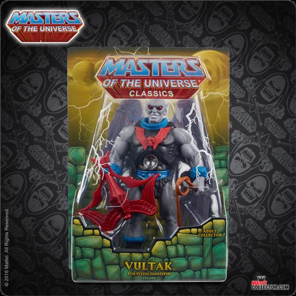 Masters of the Universe Classics Vultak Action Figure