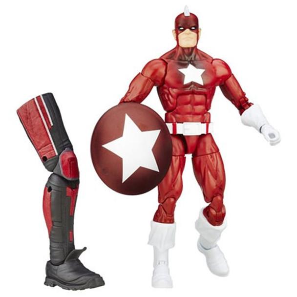 Captain America Civil War Marvel Legends Red Guardian Action Figure